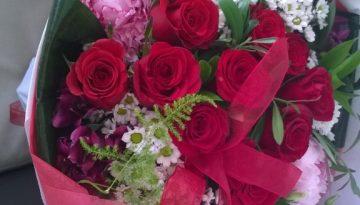 Bouquet Seasonal Flowers